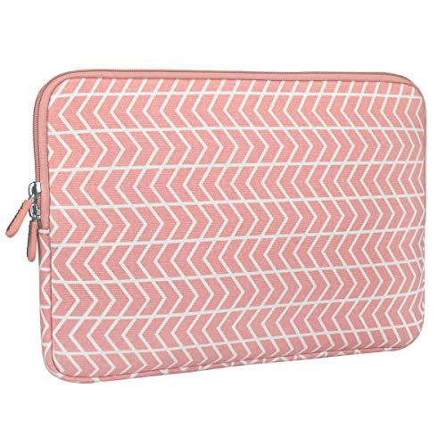 Aucase Laptop beschermhoes voor 15-15,6 inch, Notebook Sleeve, Dieste Lichte Neopreen Waterdichte Bescherming Laptop Hoes