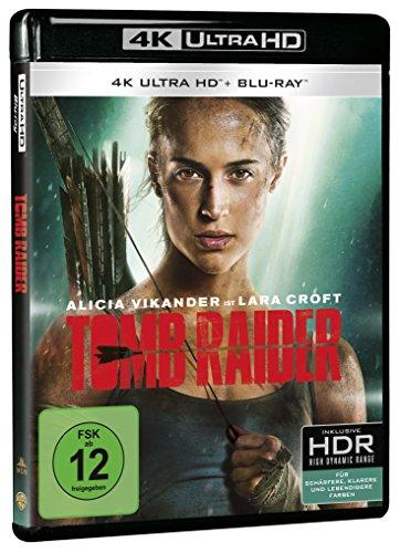 Tomb Raider (4K Ultra HD) ( + Blu-ray 2D)