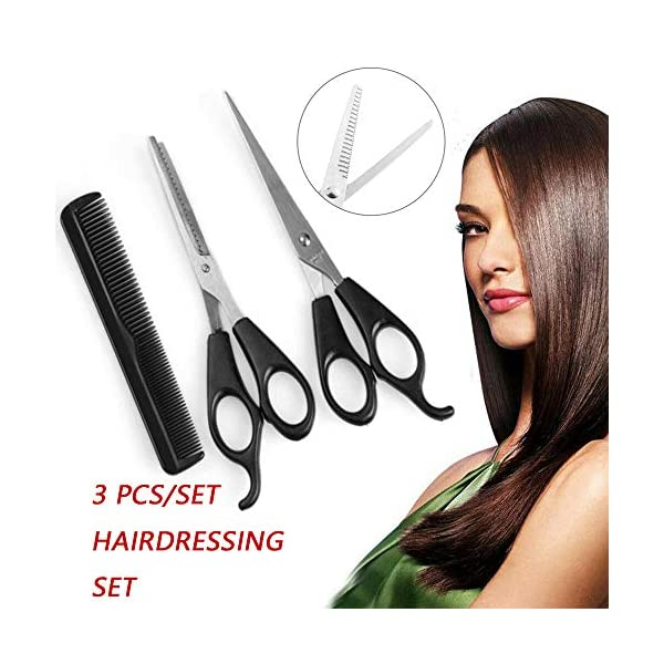 Beauty Shopping Hair Cutting Scissors Shears SetHairdressing Scissors Kit, Hair