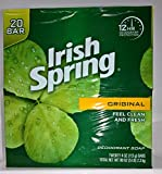 Irish Spring Original Deo-Seife 20 x 113 g Riegel - 2,3 kg