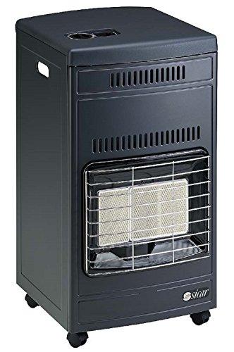 Sicar Euro 90 verwarming, 4200 W, grijs, eenheidsmaat