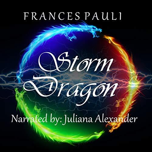 Storm Dragon audiobook cover art