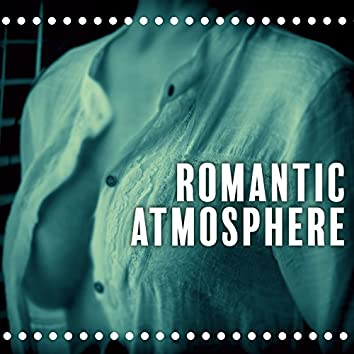 Romantic Atmosphere - Lovely Looks, Moments Together, Kiss and Love, Loners in Candlelight