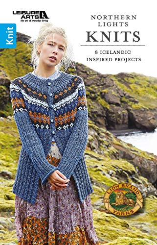 Northern Lights Knits - 8 Icelandic Inspired Projects