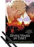 1art1 Sieben Jahre in Tibet Poster (98x68 cm) Film Score -