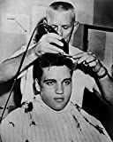 The Poster Corp Elvis Presley Getting His G.I. Haircut