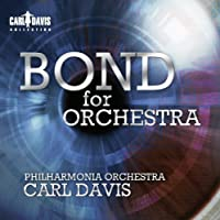 Bond for Orchestra by Carl Davis (2013-01-29)