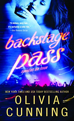 Backstage Pass: Sinners on Tour: 1