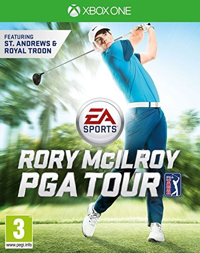 Rory McIlroy PGA Tour (Xbox One) by Electronic Arts
