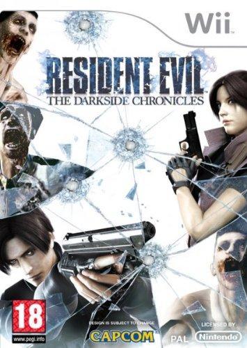 Resident Evil: The Darkside Chronicles + Zapper