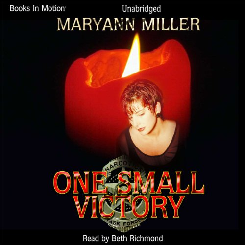 One Small Victory audiobook cover art