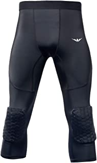 Best knee padded compression tights Reviews