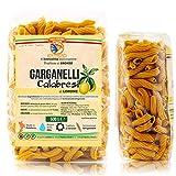 Garganelli Calabresi al limone - trafilata al bronzo - 500g