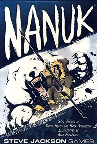 Nanuk Board Game