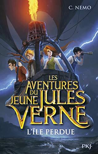 Les Aventures du jeune Jules Verne - tome 01 : L'île perdue (1)