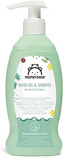 Amazon-merk: Mama Bear baby-wasgel & shampoo (geen traanformule), 200 ml