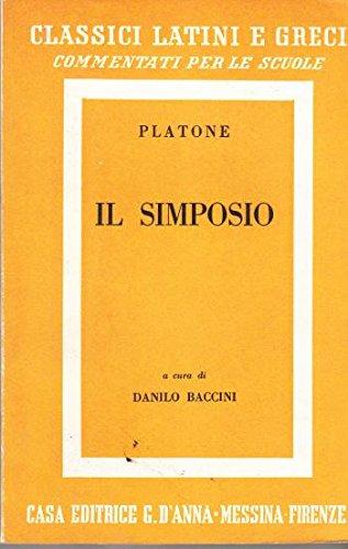 Il simposio,Platone