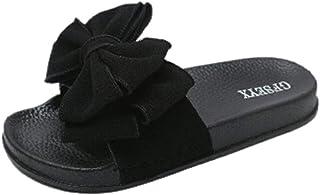 KItipeng Chaussure Femme ÉTé,Pas Cher Slipper Tong,Femme Claquettes Plates Sandales Tongs Chaussures De Plage,Chaussons Sa...