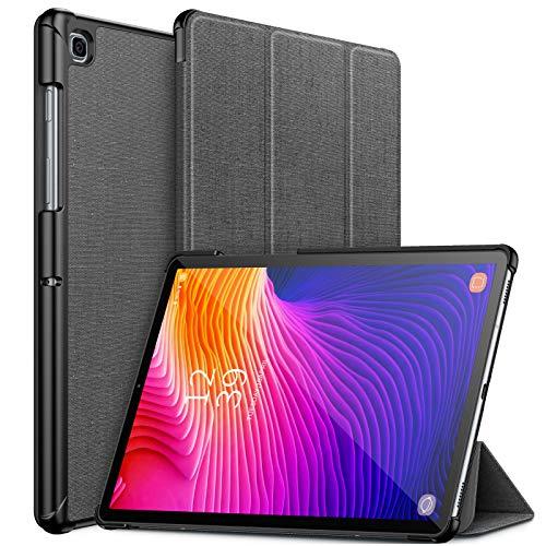 INFILAND Custodia per Samsung Galaxy Tab S5e 2019 10.5, Ultrasottile Tri-Fold Custodia Cover per Samsung Galaxy Tab S5e 10.5''(T720/T725) 2019, Automatica Svegliati/Sonno,Grigio