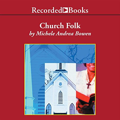 Church Folk audiobook cover art