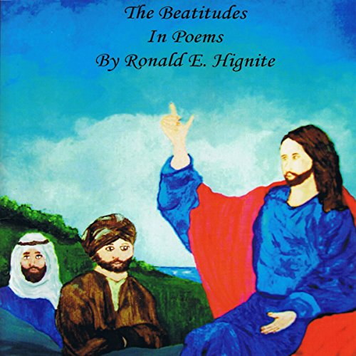 The Beatitudes in Poems cover art