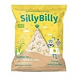 Tortitas ECO de arroz integral y maíz SillyBilly Bolsita 30g