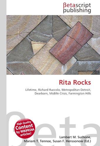 Rita Rocks: Lifetime, Richard Ruccolo, Metropolitan Detroit, Dearborn, Midlife Crisis, Farmington Hills