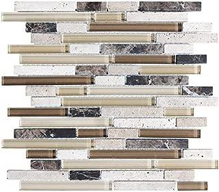 Best linear mosaic backsplash tile Reviews