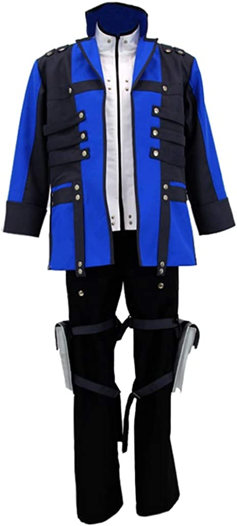 CosplayDiy Men's Suit for Anime God Eater Yuu Co half Sacramento Mall Kannagi Cosplay
