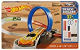 Hot Wheels 6 in 1 Track Builder System Super, Multi Color