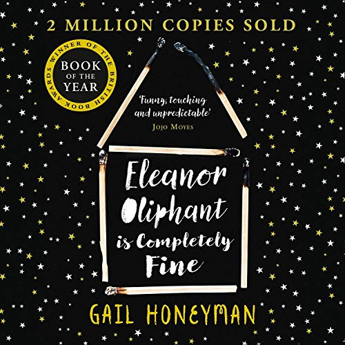 Couverture de Eleanor Oliphant Is Completely Fine