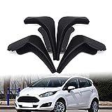 Guardabarros De Coche For Ford Fiesta 2009-2016 Barro Moldeado Flaps Guardabarros Guardabarros Delantero Guardabarros Trasero