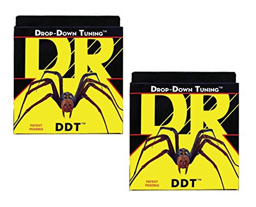DR DDT5-55 Drop-Down de afinación de cuerdas para bajo eléctrico
