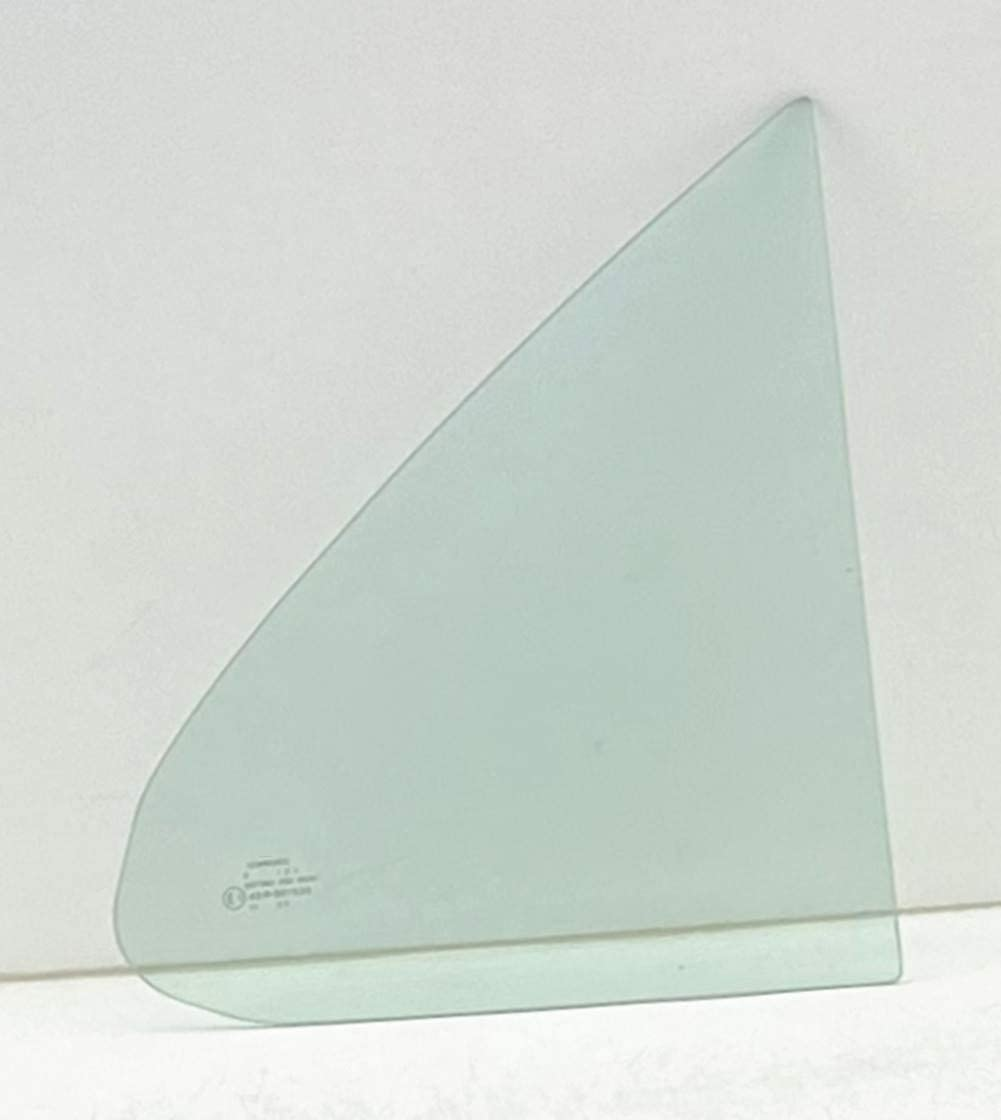 KLIC Passenger/Right Side Rear Vent Window Vent Glass Replacemen