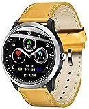 Gymqian Smart Watch, Ip67 Ip67 Monitor de Frecuencia Cardíaca a Prueba de Agua la Pulsera de Presión Arterial Puede Reemplazar el Reloj Inteligente Avanzado-1 El mejor regalo / 1