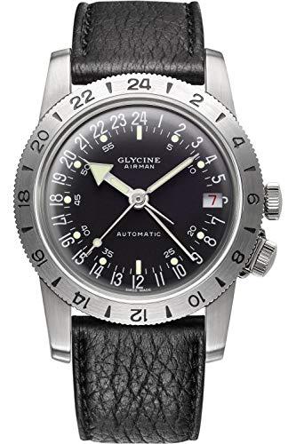 Glycine Airman Reloj para Hombre Analógico de Automático S