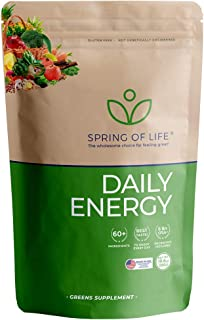 Best daily energy supplement beyond diet Reviews