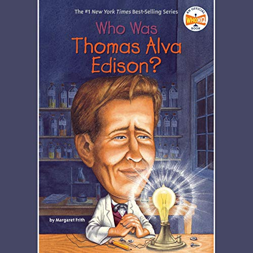 Who Was Thomas Alva Edison? Titelbild