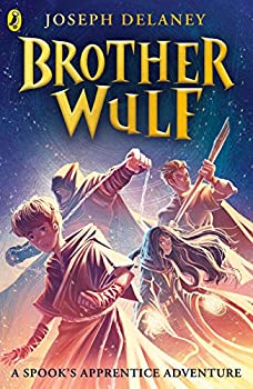 Brother Wulf 0241416493 Book Cover