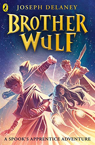 Brother Wulf (The Spook's Apprentice: Brother Wulf) (English Edition)