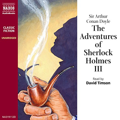 The Adventures of Sherlock Holmes III  audiobook cover art