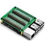 ICQUANZX Placa de módulo de extensión de expansión RPi GPIO, para Raspberry Pi 3/2 Pi Modelo B +