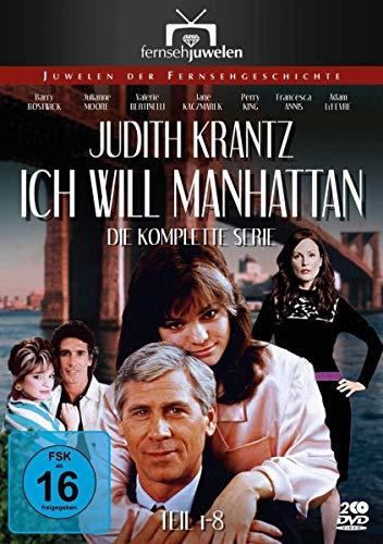 Judith Krantz's Ich will Manhattan (2 DVDs)