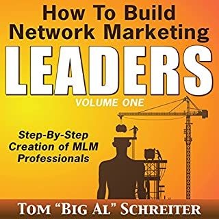 How to Build Network Marketing Leaders Titelbild