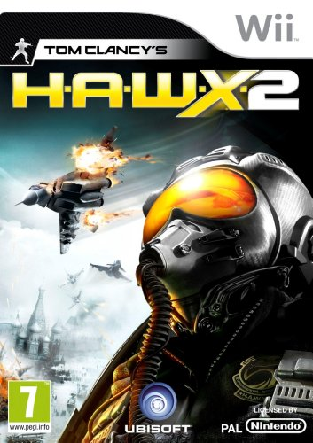 Tom Clancy's H.A.W.X 2 [AT PEGI] - [Nintendo Wii]