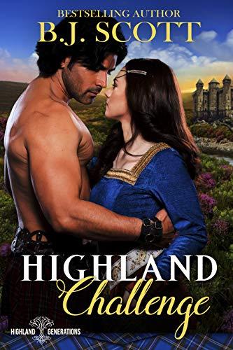 Highland Challenge (Highland Generations Book 1) (English Edition)