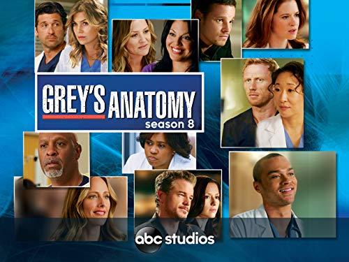 Grey's Anatomy (Yr 8 2011/2012)