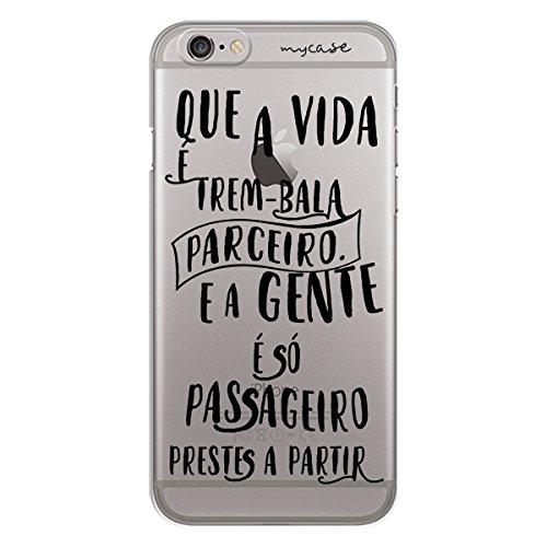 Capa para iPhone 7/8 - Trem-Bala - Mycase