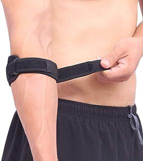 Elbow Brace, Elbow Support, Sports Elbow Pads, Sports Basketball Elbow Badminton Pressure Tennis Adjustable Elbow Protecti...
