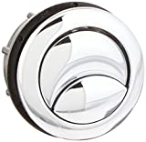 Toto THU314#CP Push button for Aquia CST414M-CST412MF in Chrome, Replaces THU221No.cp